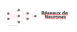 Réseau de neurones illustration